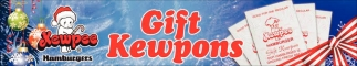 Gift Kewpons