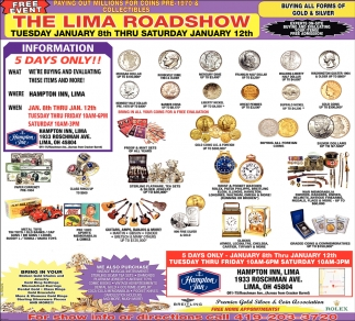 The Lima Roadshow