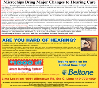 Microchips Bring Major Changes to Hearing Care