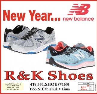 New Year New Balance