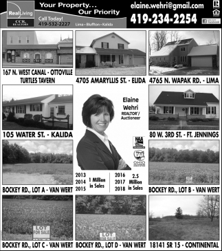 Your Property    Our Priority, Real Living CCR Realtors: Elaine