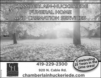 Funeral Home and Cremation Services