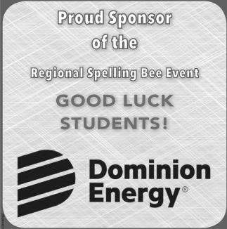 Regional Spelling Bee Event