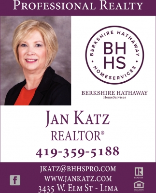 Jan Katz Realtor