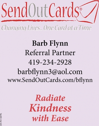Changing Lives... One Card at a Time