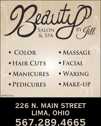 Full Service salon offering all hair services, facials, massages, manicures, pedicures, body waxing, and private spa parties