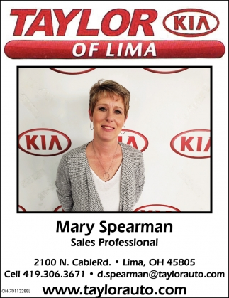 Mary Spearman - Sales Professional