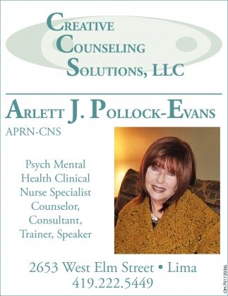 Arlett J. Pollock-Evans