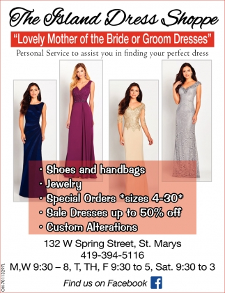 Lovely Mother of the Bride or Groom Dresses