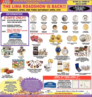 The Lima Roadshow is Back!