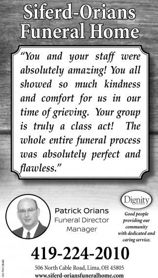 Patric Orians