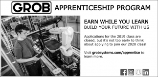 Earn while you learn build your future with us