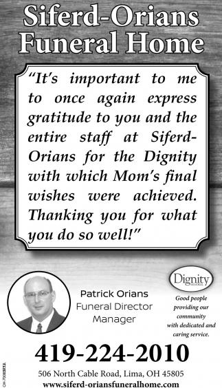 Patrick Orians