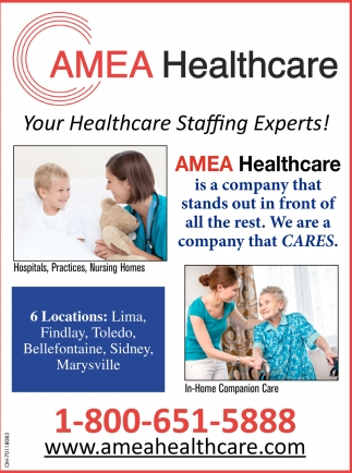 Your Healthcare Staffing Experts!
