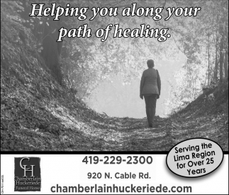 Helping you along your path of healing