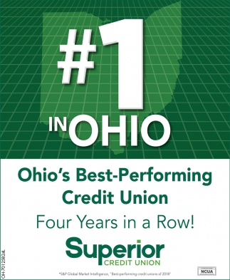 Ohio's Best-Performing Credit Union