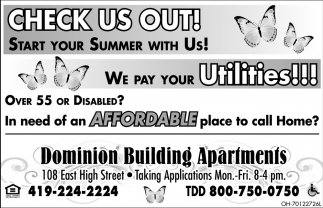 In need of an affordable place to call Home?