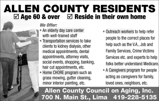 Allen County Residents
