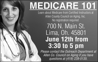 Learn about Medicare from Certified Instructors