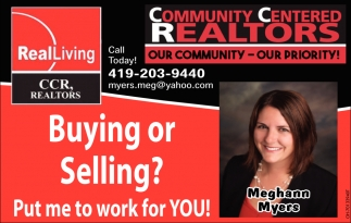 Buying or Selling? Put me to work for you!