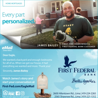 Home mortgages - Every part personalized