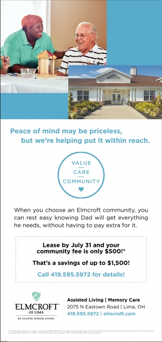 Value - Care - Community