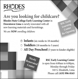 Are you looking for childcare?