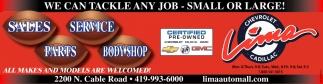 Sales ~ Service ~ Parts ~ Bdy Shop