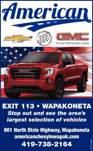 Stop out and see the area's largest selection of vehicles