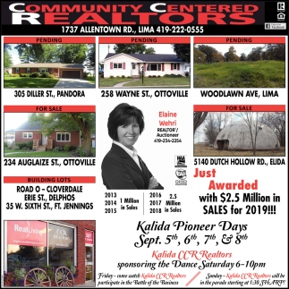 Ealine Wheri - Realtor / Auctioneer