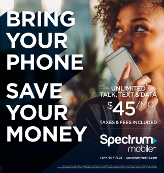 Bring your phone - Save your money