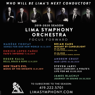 Who will Be Lima's Next Conductor?
