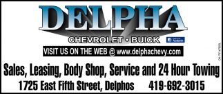 Sales, Leasing, Body Sgop, Service and 24 Hour Towing