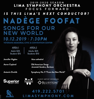 Nadège Foofat - Songs for Our New world