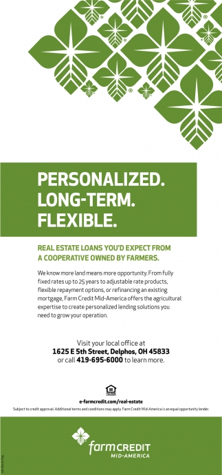 Personalized. Long-Term. Flexible
