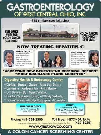 Now Treating Hepatitis C