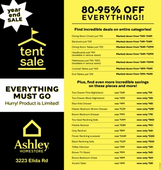 80-95% Off Everything