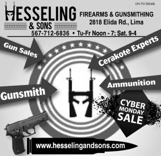 Firearms & Gunsmithing