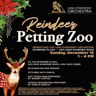 Reinder Petting Zoo