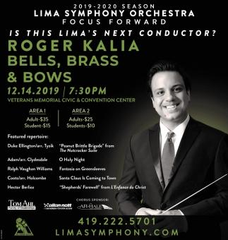 Roger Kalia Bells, Brass & Bows