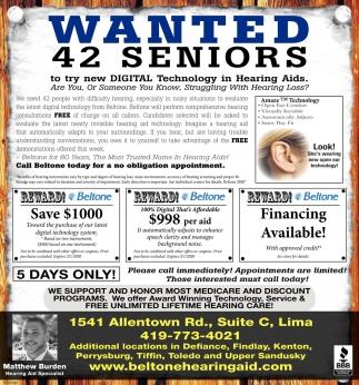 Wanted 42 Seniors
