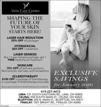 Shaping The Future Of Your Skin Starts Here!