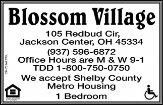 We accept Shelby County Metro Housing