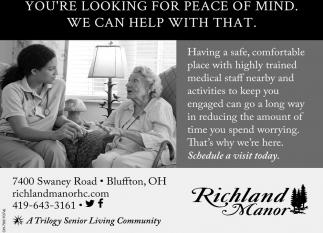 A Trilogy Senior Living Community