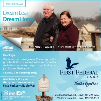 Dream Loan. Dream Home