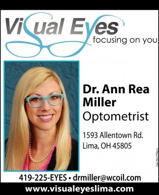 Dr. Ann Rea Miller, Optometrist