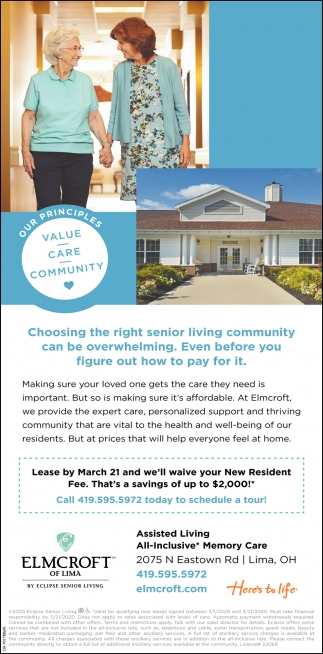 Our Principles - Value, Care, Community
