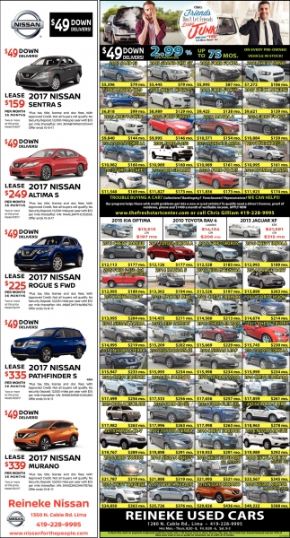 Reineke Used Cars