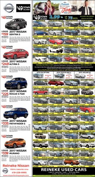 Reineke Used Cars