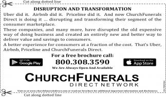 Disruption and Transformation